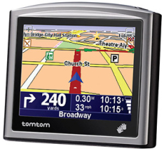 GPS TomTom One V3
