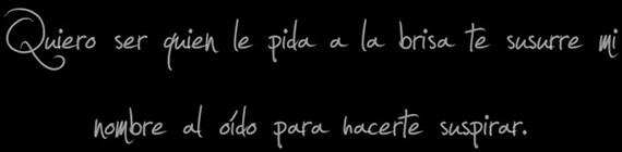 Palabra Magna – Protetor de tela romântico em espanhol