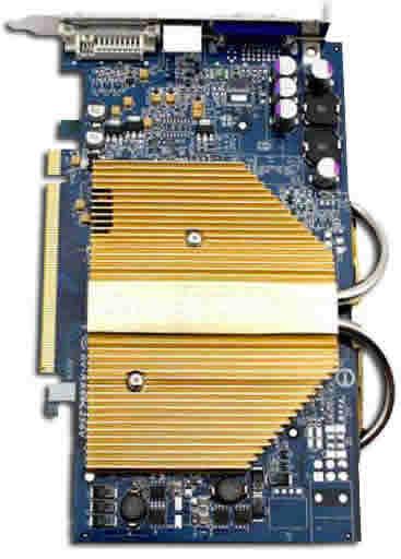 Um dissipador de calor usa muita área de superfície para transferir calor dos componentes eletrônicos para o ar