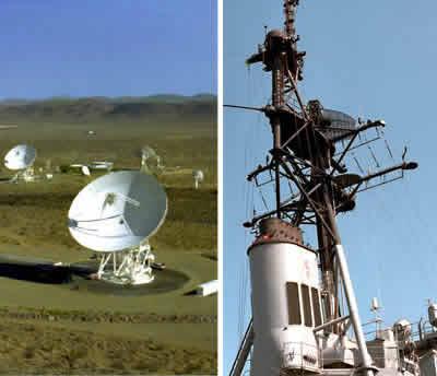 O funcionamento dos radares