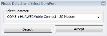 desbloqueando modem Huawei