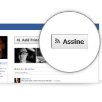 """Novo botão """"Assinar"""" do Facebook"""