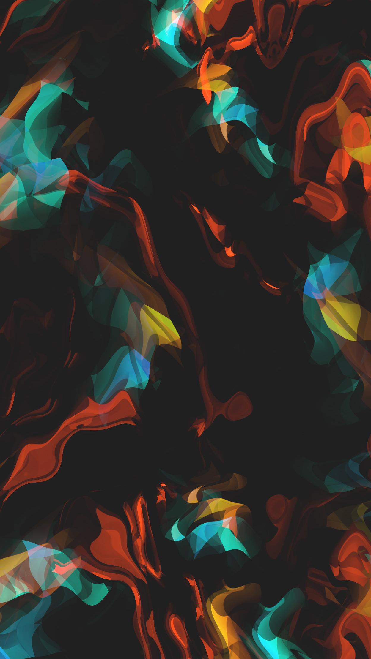 Papel de parede Para Iphone coloridos